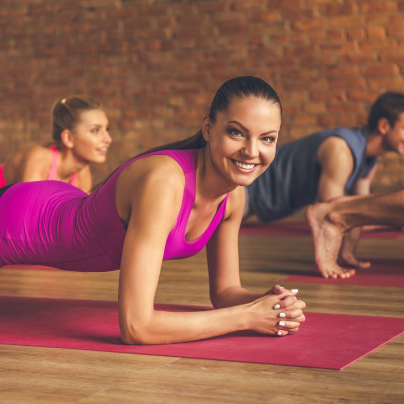 Yogakurse für Berufstätige
