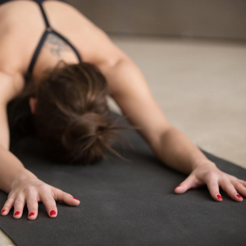 Faszien Yoga für Rücken