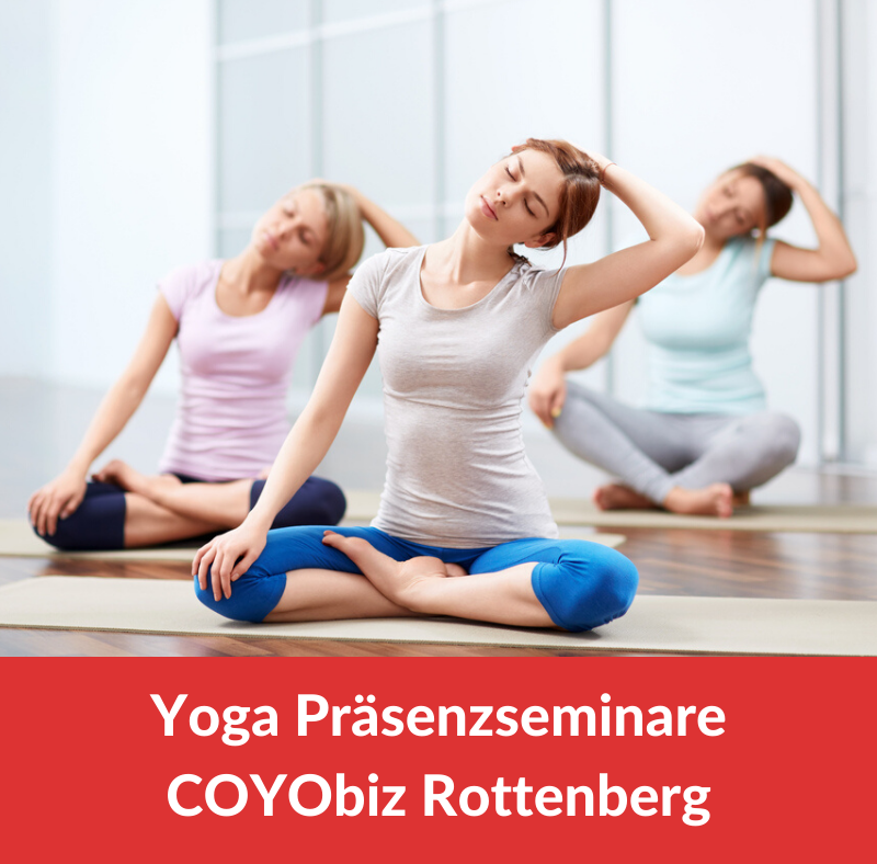 Yoga Präsenzseminare in Rottenberg