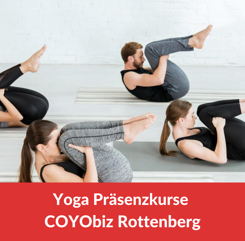 Yoga Präsenzkurse in Rottenberg