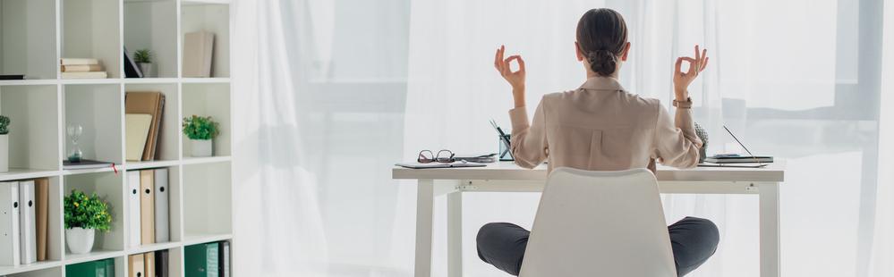 Meditation Businessyoga
