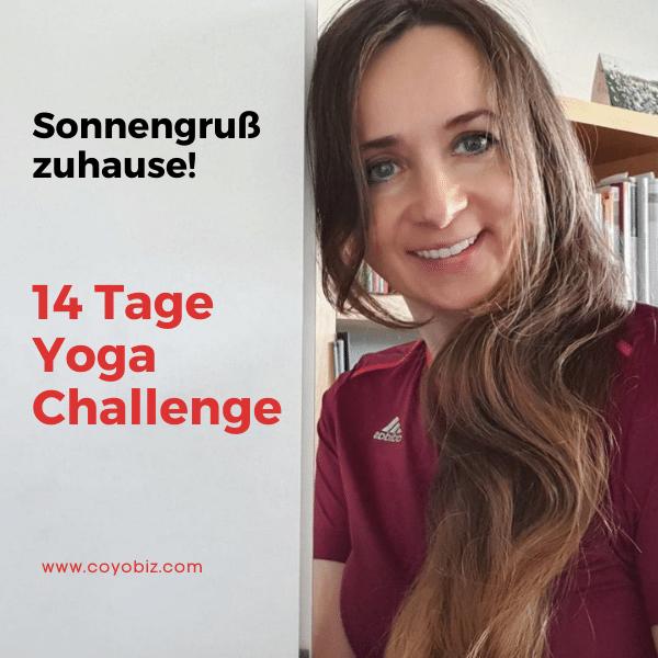 14 tage Challange